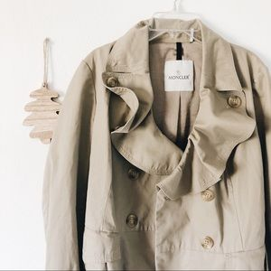Moncler Authentic Fall Lightweight Jacket